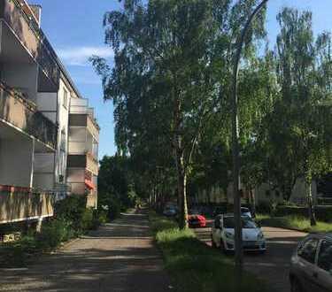 möblierte 2 Zimmer Wohnung in Alt-Mariendorf Balkon Internet