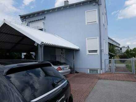 18_IB3409 Gewerbegrundstück mit Halle, Büro-/Wohnhaus / Bruck