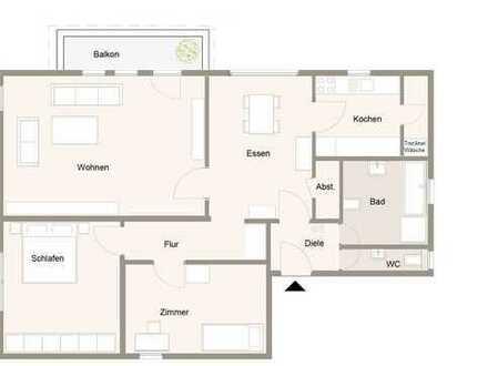 Schöne Wohnung – Provisionsfrei
