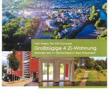 """""""Platz für die ganze Familie"""" Großzügige 4-Zimmer-Wohnung in Bad Kreuznach !"""