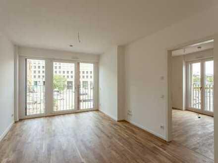 Hochwertiges Domizil mit Blick auf den Zwinger | Parkett, EBK & Balkon