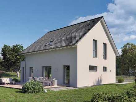 Modernes Einfamilienhaus in sonniger Lage