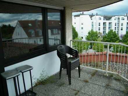 Zentral gelegene Apartmentwohnung vollmobliert mit Dachterrasse