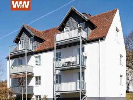 Wohnensemble in Ansbach: 13 Häuser mit 72 Wohnungen für Kapitalanleger