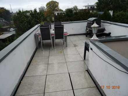 Neuwertige 2-Zimmer-Maisonette-Wohnung mit Balkon und EBK in Goch