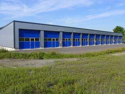 XL Garagen / Lagerflächen flexibel mieten - HEWI-Lagerpark Nordhorn