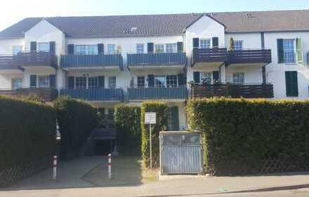 Schöne helle 3 Zimmerwohnung mit Garten im Düsseldorfer Süden