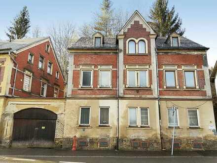 Mehrfamilienhaus im Zentrum von Bad Schlema
