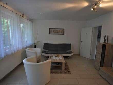 Sgn. Niederschelden / Topp möblierte ca. 100 m² Wohnung / 3 Schlafzimmer - inkl. Küche u. Terr.