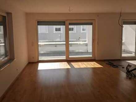 Schicke 4-Zimmer Wohnung mit Balkon, Aufzug, TG