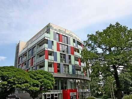 4 Zimmer Penthouse Wohnung mit Dachterrasse im zentralen Rahlstedt