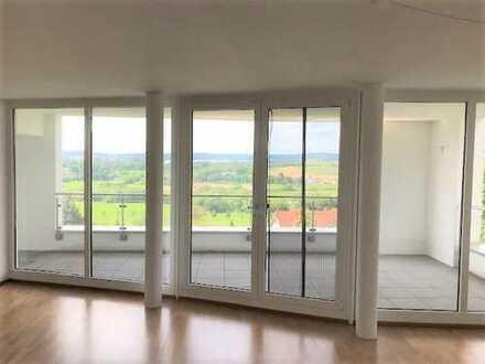 Hochwertige Wohnung in Toplage mit unverbaubarer Fernsicht