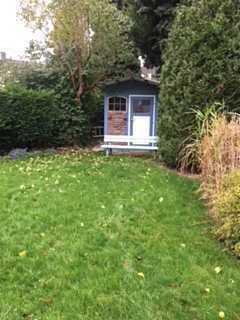 Helle drei Zimmer Erdgeschoss-Wohnung in Moers-Asberg mit Garten