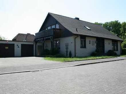 Freistehendes 2-Generationenhaus mit Einliegerwohnung in ruhiger Stadtrandlage von Haltern am See