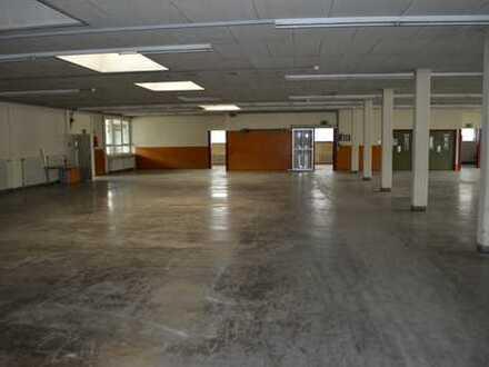 Funktionelle Lager-/Produktions-/ und Büroflächen inkl. Rampe / Gebäude-Nr. 7