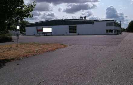 Produktions-/Lagerhalle inlusive Photovoltaikanlage 262 kW für alle Möglichkeiten offen