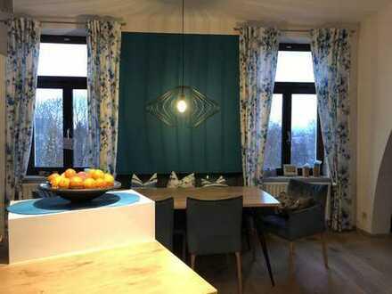 Exklusive, sanierte 5-Zimmer-Wohnung mit EBK in Augsburg Stadtmitte
