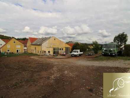 Achtung Bauträger - Baugrund mit vielseitigen Bebauungsmöglichkeiten und Wohnhaus