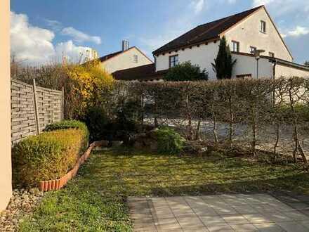 Helle 2-Zimmer-Wohnung im EG mit Gartenanteil im Stadtteil Seidlkreuz