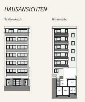 *NEU*2-Zimmer-Wohnung direkt am Zülpicher Platz im Hohenstaufenring 24 zu verkaufen