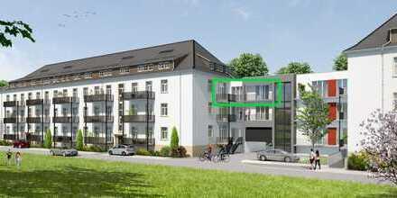 Erstbezug nach Sanierung: schöne 3,5-Zimmer-Wohnung mit Balkon in Rastatt