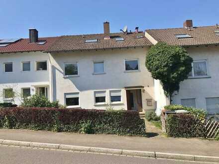 Schönes und ruhig gelegenes Reihenmitelhaus mit Garten in Freiburg Littenweiler !