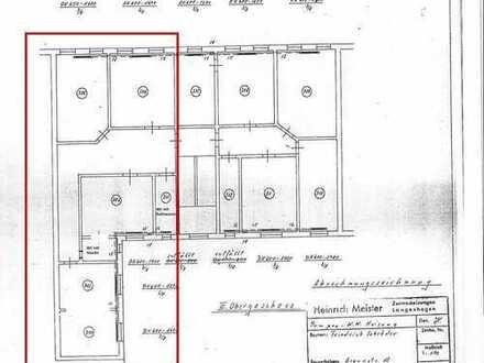 Sanierte 3,5-Zimmerwohnung in Hannover mit 2 Badezimmern