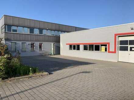 Neuwertiges Werkstatt- und Bürogebäude in ruhiger Lager für unterschiedlichste Nutzung