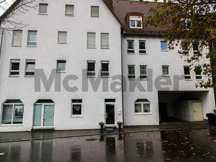 Investoren aufgepasst: Zentral gelegene Singlewohnung mit Renovierungspotenzial in Albstadt