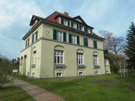 Denkmalgeschützte Villa in Dresden