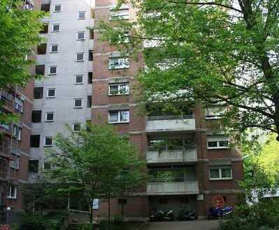 *o. zzgl. Käufercourtage* Wohnträume am Park: hell, gut aufgeteilt, renovierungsbed.: ETW in Do-Süd
