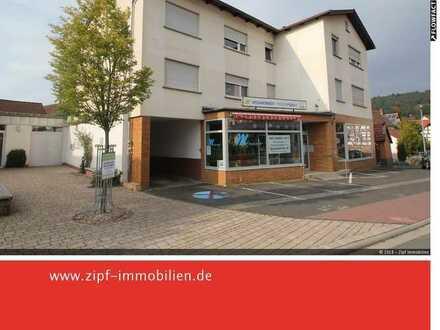 **Laden-, Büro- oder Praxisfläche in zentraler Lage von Biebergemünd-Kassel**