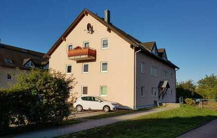 Vollständig renovierte 3-Zimmer-Wohnung mit Balkon in Mildenau