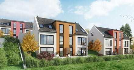 Neubau-Doppelhaushälfte für die junge Familie