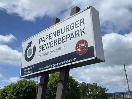 Einzelbüro im Papenburger Gewerbepark zu vermieten