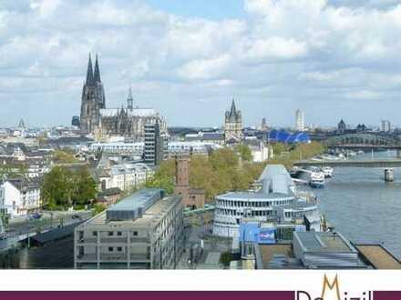 Top of Cologne: Kranhaus mit Premiumblick