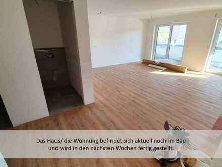 Erstbezug: Moderner Neubau – Schöne 2 Zimmer-Wohnung