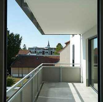 Erstbezug: exklusive 3-Zimmer-Wohnung mit Balkon in Aschaffenburg