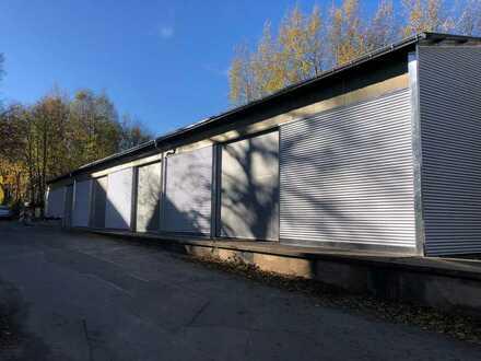 LAGERHALLE | Bei Waldenburger Str. - Nähe A 72 | noch ca. 230 m² Fläche zu vermieten |
