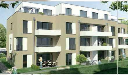 Südpunkt ! *NEUBAU* 3-Zimmer-Dachgeschosswohnung in der Annastraße 3 zu verkaufen