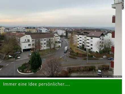 kaufen und einziehen - Sonnige, barrierefreie Eigentumswohnung über den Dächern von Schwieberdingen