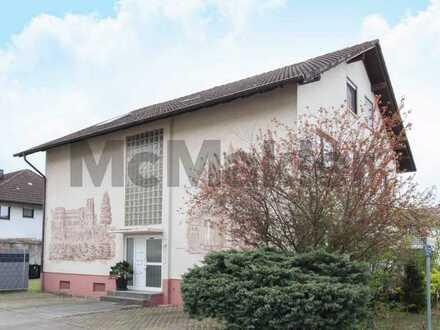 Helles, ruhiges Zuhause: Gepflegte 4-Zi.-ETW mit großem Balkon und Garage nahe Mannheim