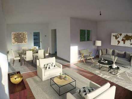 Schöne, ruhige DHH mit 3 Zimmern + Garage + kleinem Garten - ca. 115qm