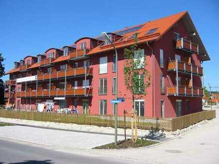 Provisionsfrei: Helle 2-Zimmer-Wohnung mit Balkon in Grafing b. München (S4)
