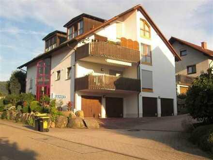 Großzügige 4,5 Zimmer Maisonette Wohnung mit toller Aussicht in Gaggenau-Michelbach zu verkaufen