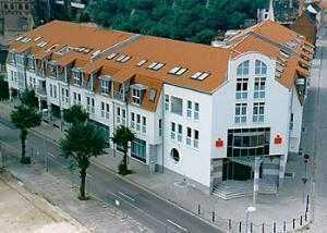 Helle 2-Zimmer-Wohnung im 1. Dachgeschoss mit Balkon