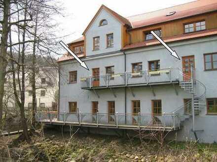 120 qm - 4 Zimmer mit Blick auf Naturschutzgebiet