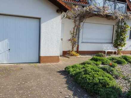 Attraktive Wohnung mit drei Zimmern,Garten (Sondereigentum),Garage, Verkauf in Kapellen-Drusweiler