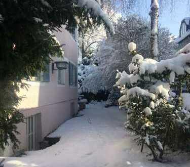 Stilvolle Gartenwohnung