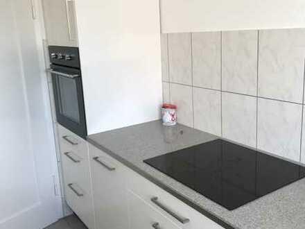 Sanierte Wohnung mit drei Zimmern sowie Balkon und Einbauküche in Ostfildern